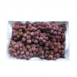 Red Grape Seedless 4kg Box