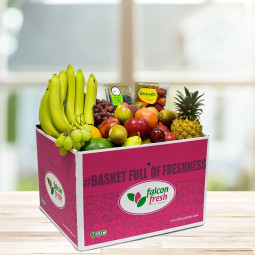 Fresh Fruit Box - Large