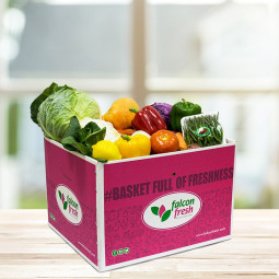 Fresh Vegetable Box - Meduim