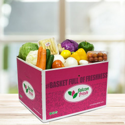 Fresh Vegetable Box - Small