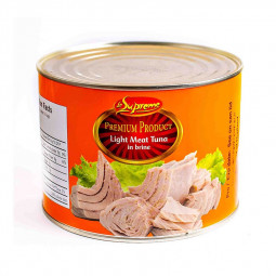 Le Supreme Light Meat Tuna Flakes 185g