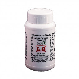 L.G. Compounded Asafoetida/Hing Powder 100g