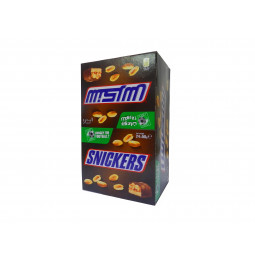 Snickers Chocolate Bar 24 Pieces