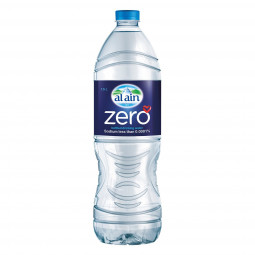 Al Ain Zero Sodium Mineral Water 1.5L Pack of 6