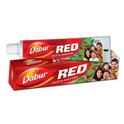 Dabur Red Tooth Paste For Teeth & Gums