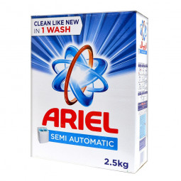Ariel Laundry Powder Detergent Original 2.5kg
