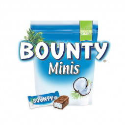 Bounty Chocolate Minis Pouch 228g
