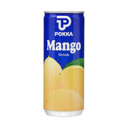 Pokka Mango Flavoured Nectar 240ml