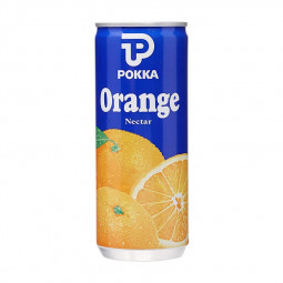 Pokka Orange Flavoured Nectar 240ml