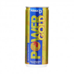 Pokka Power Gold 240ml 1Piece