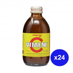 Pokka Vitaene C 240ml Pack of 24