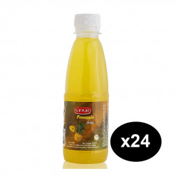 Star Pineapple Juice 250ml Pack of 24