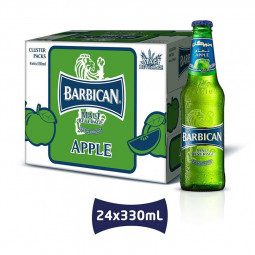 Barbican Apple Malt Beverage 330ml (Pack of 24)