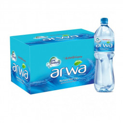 Arwa Drinking Water 1.5L Pack of 12