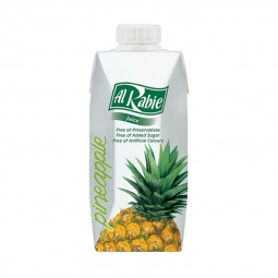 Al Rabie Pineapple Juice 330 ml