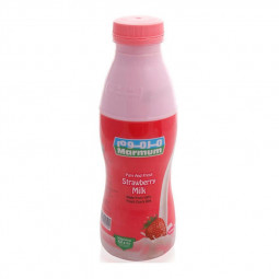 Marmum Pure & Fresh Strawberry Milk 500ml