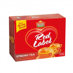 Brooke Bond Red Label Black Tea - 100 Tea Bags