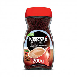 Nescafe Red Mug Double Filter Coffee 200g