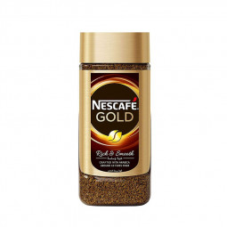 Nescafe Gold Rich & Smooth Coffee 100g