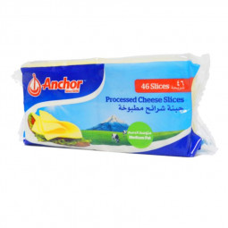 Anchor Processed Cheese Slices 768g