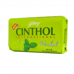 Cinthol Herbal Bath Soap 125g