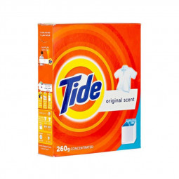 Tide Laundry Detergent Powder 260g