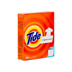 Tide Laundry Detergent Powder 110g