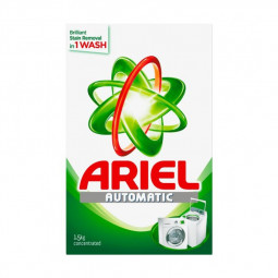 Ariel Automatic Detergent Powder 1.5Kg
