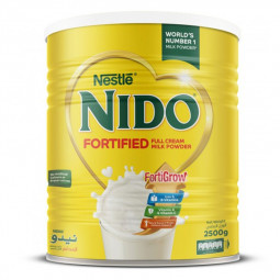 Nestle Nido Fortified Milk Powder 2.5kg