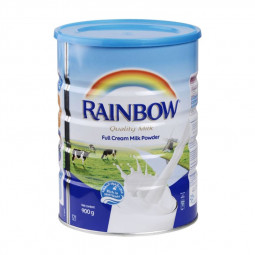 Rainbow Full Cream Milk Powder Tin  900g