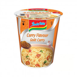 Indomie Gout Curry Flavour Cup Noodles 60g