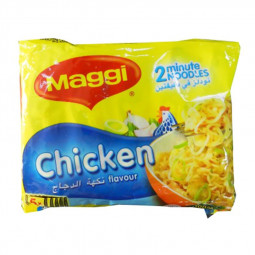 Maggi Instant Noodles Chicken 80g Pack of 5
