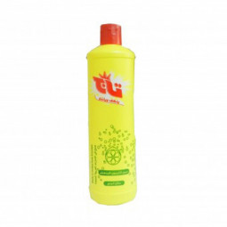 Taj Dish Wash Liquid Lemon Zest Flavor 400ml