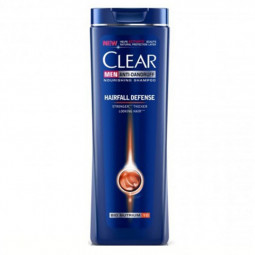 Clear Anti Dandruff Hairfall Defence 400ml