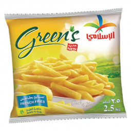 Al Islami French Fries Ready To Cook 2500g