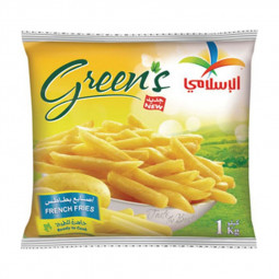 Al Islami French Fries Ready To Cook 1000g