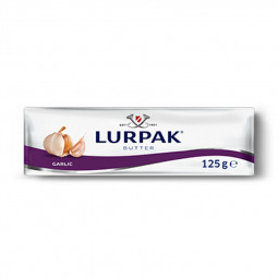 Lurpak Butter With Crushed Garlic 125g