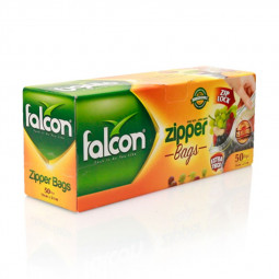 Falcon Freezer Zipper Bag 21 x 18cm