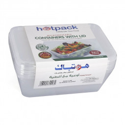 Hotpack Microwave Container 750ml