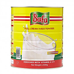 Safa Full Cream Milk Powder Tin 2.25g