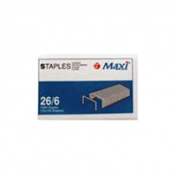 Maxi Staple Pins No.26/6 Pack