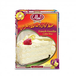 Al Alali French Vanilla Cake Mix 524g