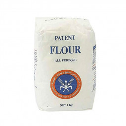 Kuwait FMB Patent All Purpose White Flour 1kg