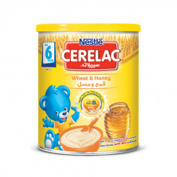 Nestle Cerelac Wheat and Honey 400g