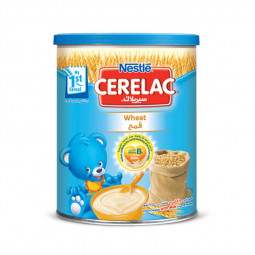 Nestle Cerelac Wheat Cereal Baby Food 400g