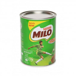 Nestle Milo Malt Drink Tin 450 gram