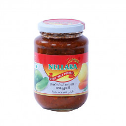 Nellara Mixed Vegetable Pickle 400g