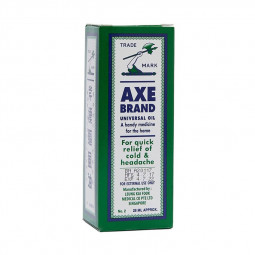 Axe Brand Universal Oil 28ml Approx.