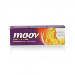 Moov Rapid Relief Pain Relief 50g