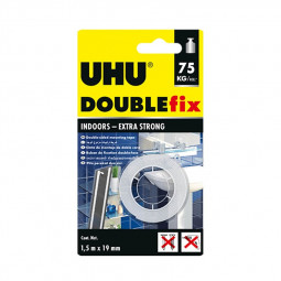 UHU DoubleFix Double Sided Mounting Tape